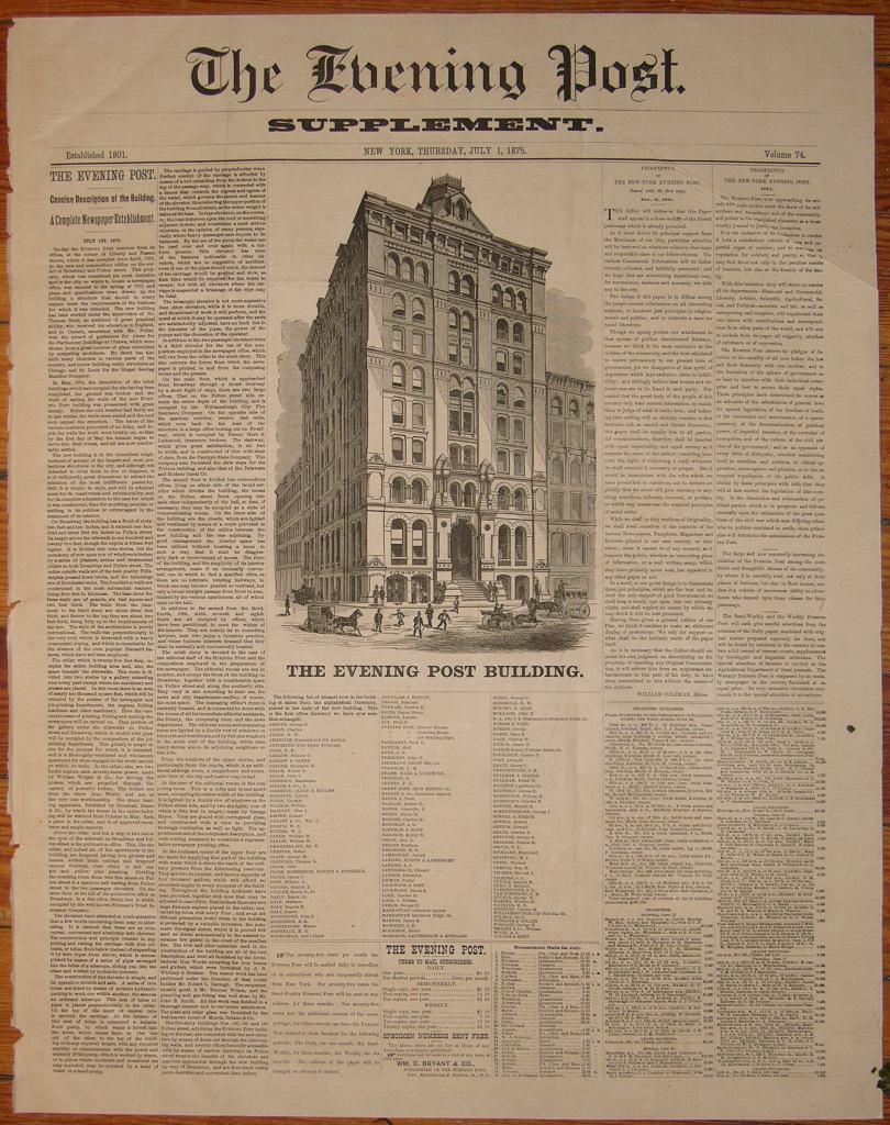 Order a paper newspaper article